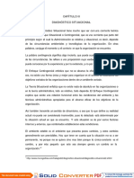 Capitulo 2 Diagnostico Situacional - Informacion de Foda -Comercializacion