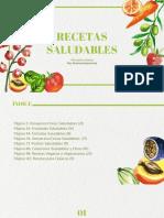 Recetario Saludable (1)