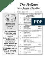 UT_Bulletin_April_2011