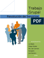Trabajo Grupal Dimensiones de Servicio