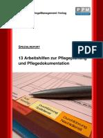 Arbeitshilfen Zur Pflegeplanung Und Pflegedokumentation