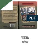 Victoria Sobre Los Espiritus Malignos-Frank Marzullo Leido