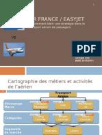 Cas_Air France - Easy Jet_Diagnostic