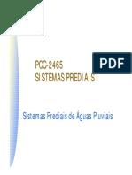 PCC 2465 Aguaspluviais