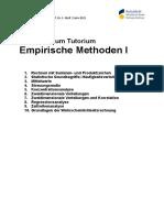 Aufgaben Tutorium EM1 1-5