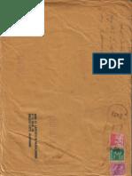 Diary of Probational Officer Kan Nakamura Sept 1942 - Jan 1943
