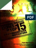 Top 15 Indonesian Motivators