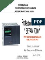 Sepam2000 protection des réseaux HTA1