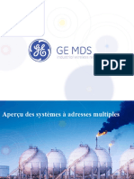 GE-MAS Overview