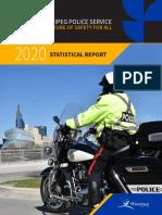 2020 Winnipeg Police Service Stats
