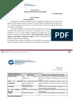 Ejercicio Práctico II de metodología
