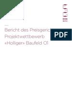 210409 Jurybericht Projektwettbewerb HolligerO1