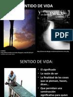 SENTIDO DE VIDA