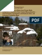 USGS Arsenic Uranium Report