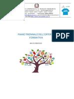 Ptof - Triennio Aa.ss. 2019-2022