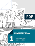 Cartilha Economia Solidária nº1