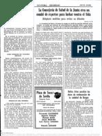 1985-08-22 - Profesor Gibert Mantengo Que Los Huesos de Orce Son de Naturaleza Humana