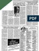1986-09-02 - Southampton tormenta política sobre el congreso mundial de arqueología que empezó ayer