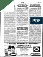 1990-08-19 - El paleontólogo José Gibert asegura haber encontrado nuevos restos del Hombre de Orce