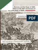Mostra - Assedio di Malta