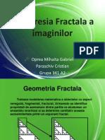 Compresia Fractala a imaginilor