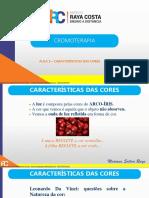 Aula+3+ +Caracteristicas+Das+Cores