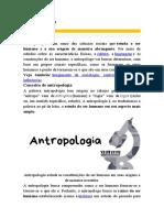 Antropologia Secular