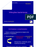 Inf bacterianas