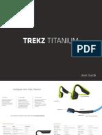 User Guide Trekz Titanium