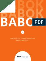 Международный институт бизнес-анализа (IIBA) - BABOK v3. Руководство к своду знаний по бизнес-анализу - 2015 (1)