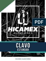 FICHAS TECNICAS HICAMEX ALEACIONES