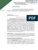 Res. n.° 2; 20 JUL 2021 - ADMISIÓN y ACTUACIÓN de MEDIOS PROBATORIOS. Exp. 02520-2021 (CASO Dylan López E. vs TTAIP - MINJUS)