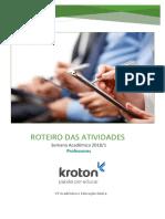 0.0. Roteiro - SemanaAcadêmica 20181 - Professores