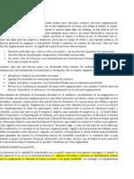 DEPARTAMENTALIZACION - ORGANIGRAMAS