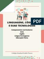 Atividade Diagnóstica - 1º Ano - Linguagens