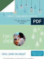 Ciência e conhecimento científico