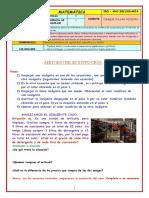 Metodo Sutetucion 3y4 s 5