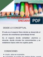 EL+AULA+COMO+ESPACIO+DE+APRENDIZAJE
