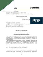 Comunicacion 10-08doc de Trabajo Acerca de La Ped