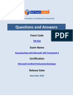 51440185-Microsoft-70-516-Exam-Microsoft-NET-Framework-4