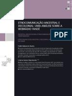 ETNOCOMUNICAÇÃO ANCESTRAL E decolonial _ yadê