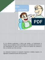 7. Estomatólogo y Paciente