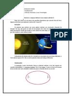 Aula Sistema Solar - parte II