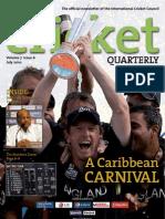 ICC Cricket Quarterly, July 2010