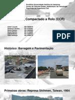 Apresentação CCR