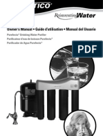 (Kinetico)PurefectaDrinkingWaterSystemownersmanual