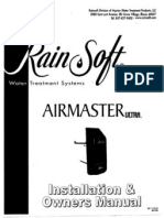 Rainsoft Air Master Ultra