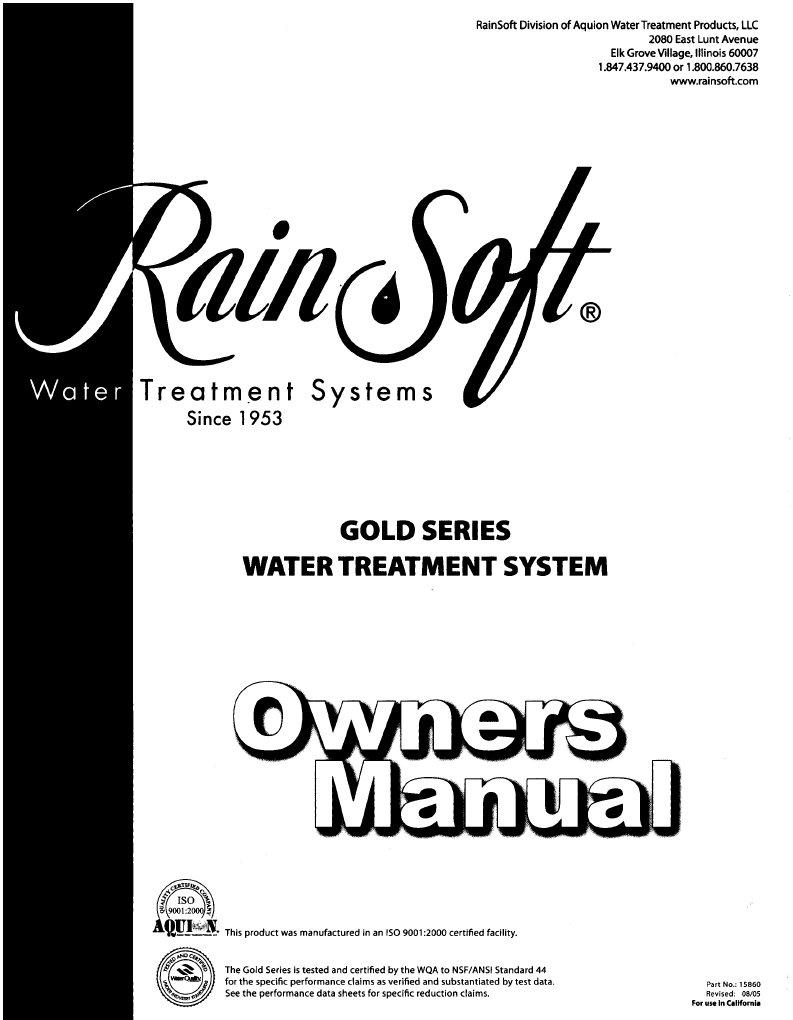 1540039192?v=1 rainsoft gold series water treatment