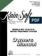 Rainsoft  RFC