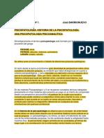 Ficha Nº 1 - Dr. Barrionuevo